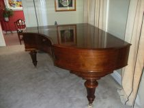 Piano after restoration by DJ Bulpitt